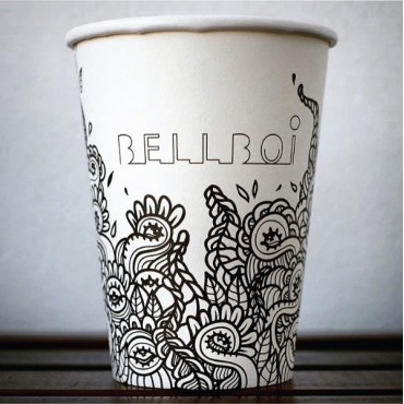 Cup Simple Paroi Recyclable